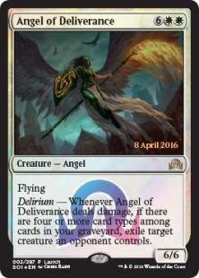 Angel of Deliverance (foil)