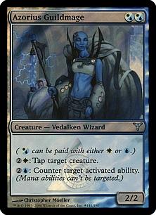 Azorius Guildmage (foil)