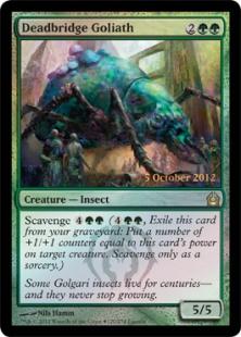Deadbridge Goliath (foil)