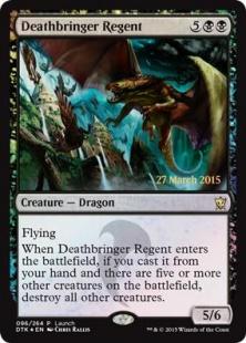 Deathbringer Regent (foil)