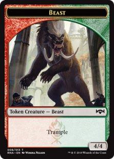 Beast token (4/4)