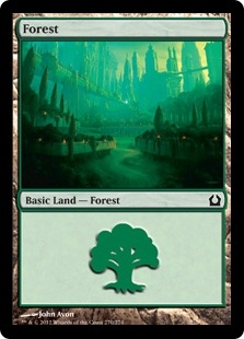 Forest (2) (foil)