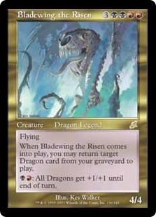 Bladewing the Risen (foil)