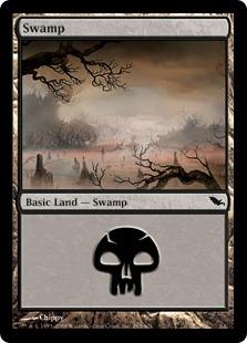 Swamp (4) (foil)