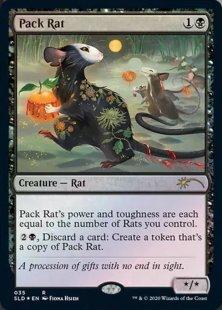 Pack Rat (foil)