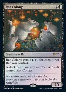 Rat Colony (foil)