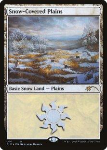 Snow-Covered Plains (foil)