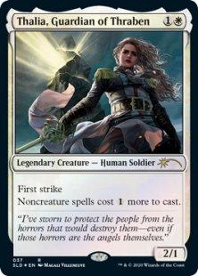 Thalia, Guardian of Thraben (1) (foil)