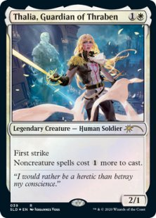 Thalia, Guardian of Thraben (Beyond The Helvault (3)) (foil)
