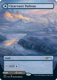 Clearwater Pathway (foil) (borderless)