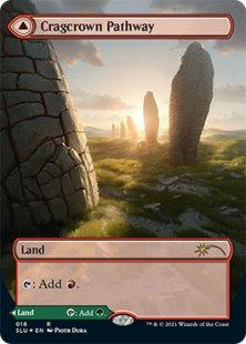 Cragcrown Pathway (foil) (borderless)