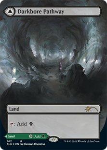 Darkbore Pathway (foil) (borderless)