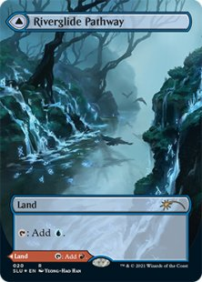 Riverglide Pathway (foil) (borderless)