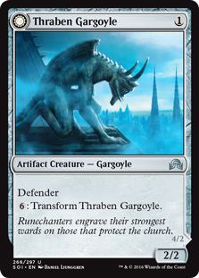 Thraben Gargoyle