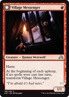 Village Messenger