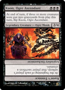 Kuon, Ogre Ascendant