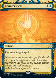 Counterspell (1) (showcase)