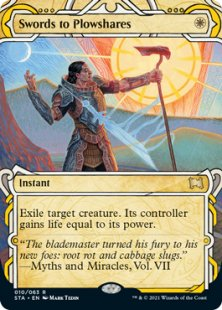 Swords to Plowshares (1) (showcase)
