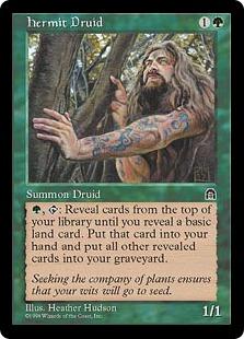 Hermit Druid