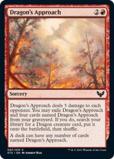 Dragon's Approach