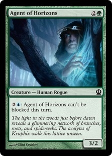 Agent of Horizons (foil)