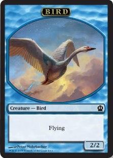 Bird token (2/2)