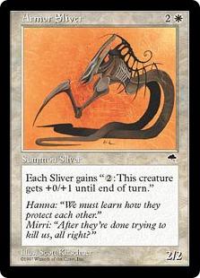Armor Sliver