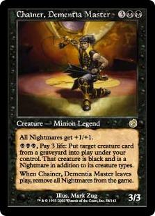 Chainer, Dementia Master