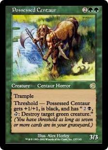 Possessed Centaur