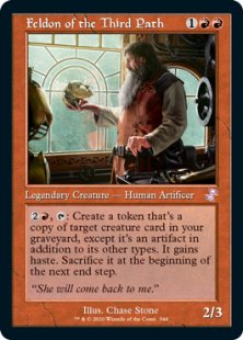 Feldon of the Third Path (foil)