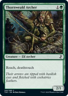 Thornweald Archer (foil)