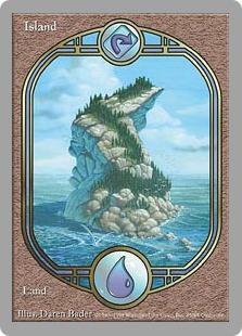 Island (full art)