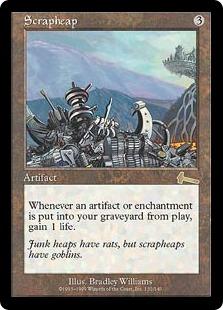 Scrapheap (foil)