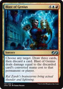 Blast of Genius