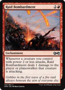 Raid Bombardment (foil)