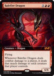 Balefire Dragon (foil)