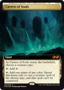 Cavern of Souls (foil)