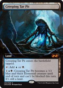 Creeping Tar Pit (foil)