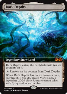 Dark Depths (foil)