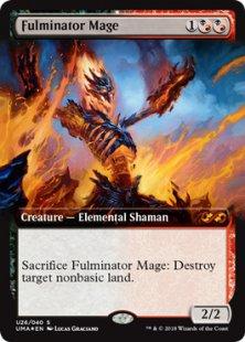 Fulminator Mage (foil)