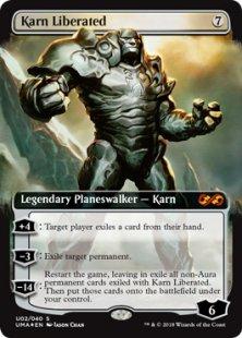Karn Liberated (foil)