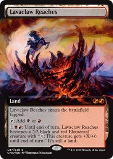 Lavaclaw Reaches (foil)