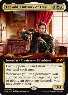 Leovold, Emissary of Trest (foil)