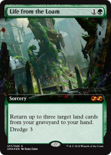 Life from the Loam (foil)
