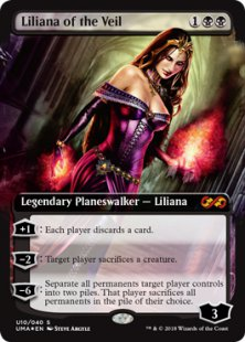 Liliana of the Veil (foil)