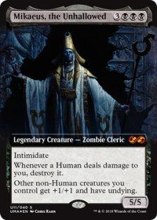 Mikaeus, the Unhallowed (foil)