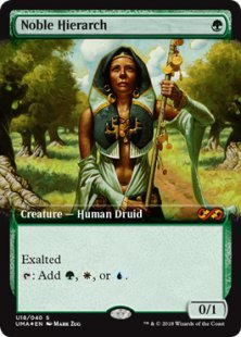 Noble Hierarch (foil)