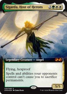 Sigarda, Host of Herons (foil)