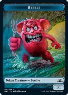 Beeble token (1/1)