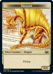 Dragon token (4/4)